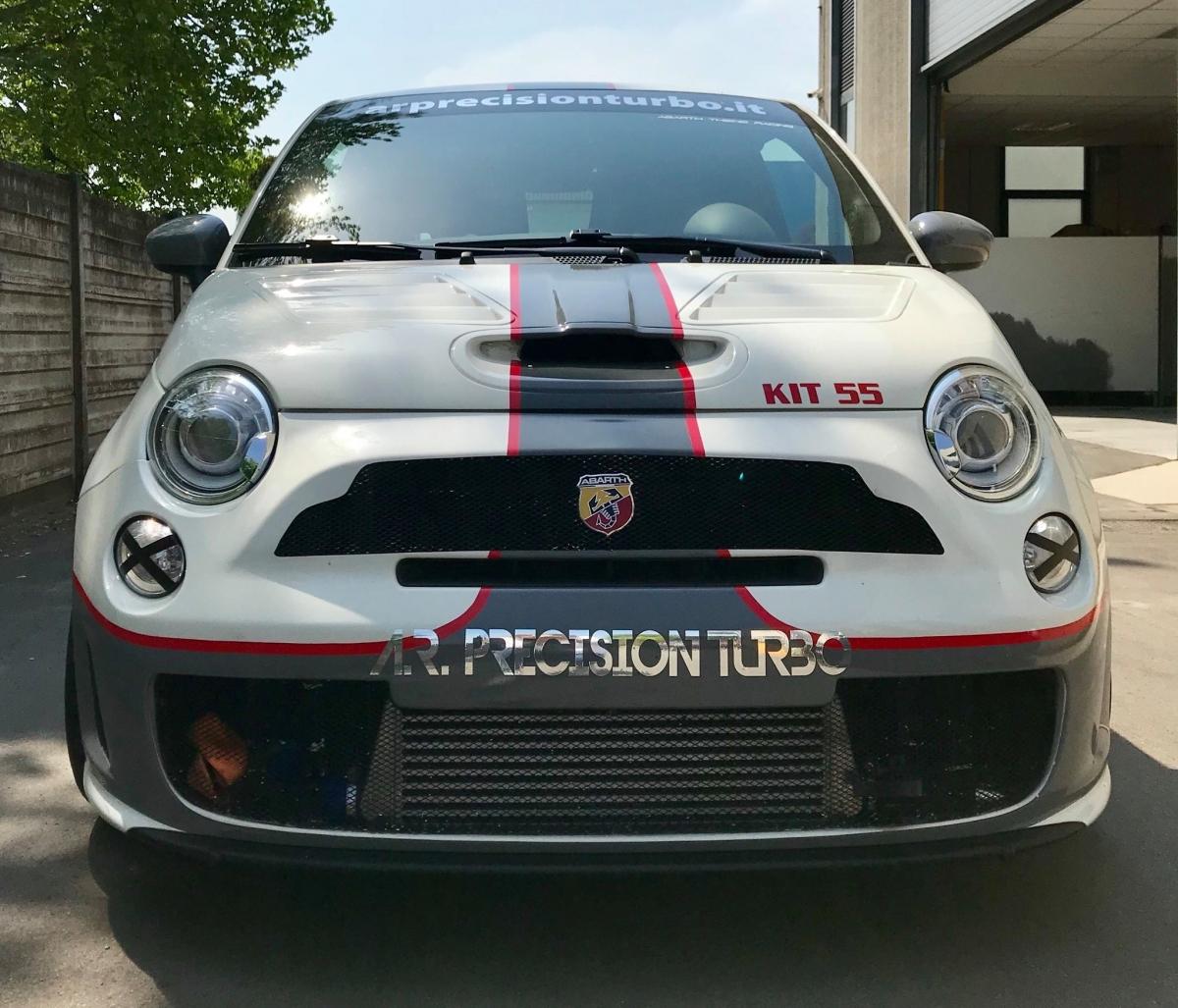 Ar Precision Turbo Vicenza: Cadamuro Design